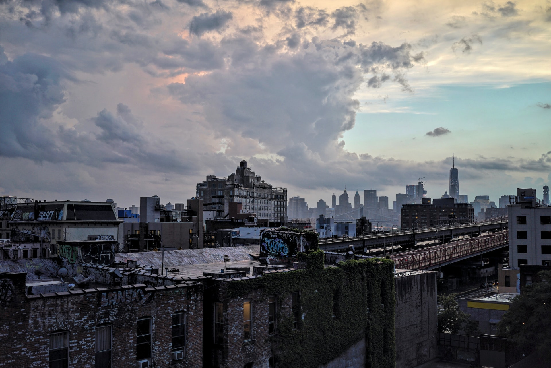 View of Brooklyn